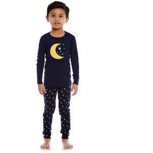 Leveret Kids & Toddler Unisex Pajamas 2 Set